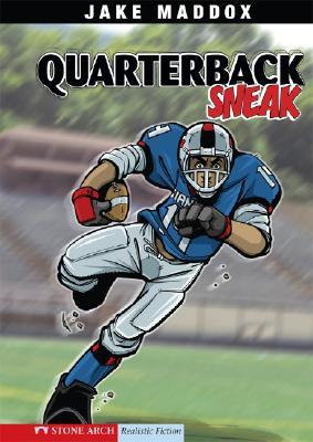 Quarterback Sneak By Maddox, Jake/ Tiffany, Sean (ILT)/ Temple, Bob