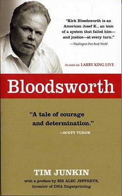 Bloodsworth By Junkin, Tim